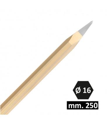 PUNTA EXCALIBUR 250 MM. Ø 16