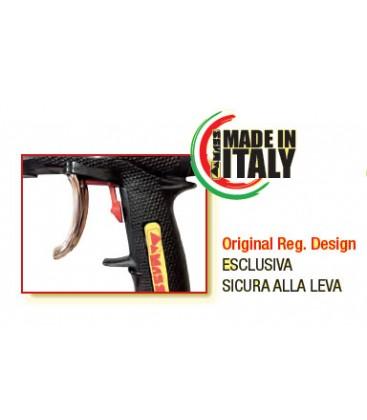Pistola per schiuma poliuretanica ultra professionale