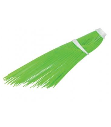 Scopa ppl a fili verdi per esterni