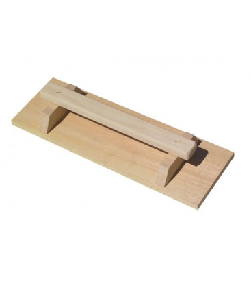 Frattazzo legno 140x420