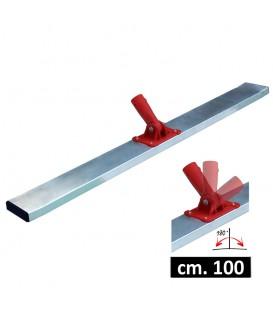 Stendimalta lega alluminio 100 cm snodado senza manico