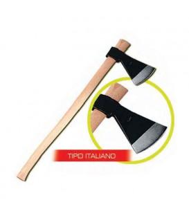Scure da spacco 1500 grammi con manico in legno tipo Italiano