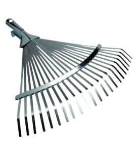 Scopa foglie triangolare metallica regolabile