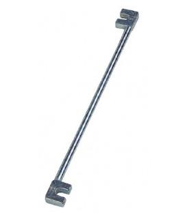 Piegaferro mass in acciaio zincato doppio
