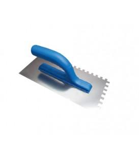 Frattone modello u.s.a. inox dente 7x7 manico in abs