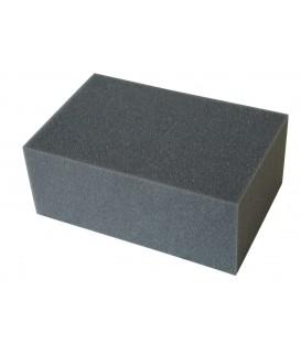 Spugna rettangolare nera per rivestimenti ceramici